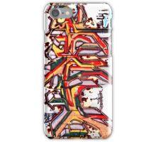 Wall-Art-003 iPhone Case/Skin