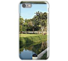 The beautiful natural landscapes with distinctive dimensions iPhone Case/Skin