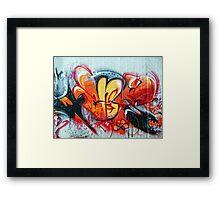 Wall-Art-004 Framed Print