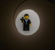 James Bond by twohearts2