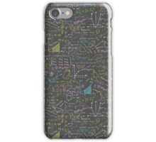 Math Lessons iPhone Case/Skin
