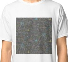 Math Lessons Classic T-Shirt