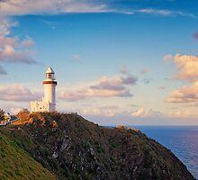Cape Byron Lighthouse by PhotoByTrace