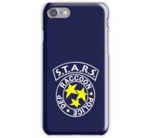 S.T.A.R.S. Logo iPhone Case/Skin