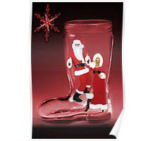 *•.¸♥♥¸.•*  FUN IN SANTAS BOOT HO ho HO (CHRISTMAS) *•.¸♥♥¸.•* Poster
