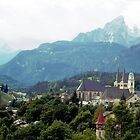 Berchtesgarten, Germany by wolftinz