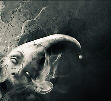 The Silent Joker by AjArt