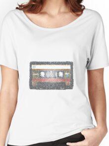 Retro Cell Cassette Women's Relaxed Fit T-Shirt