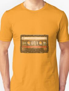 Retro Cell Cassette Unisex T-Shirt