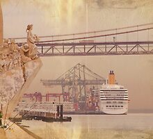 Henry the Navigator and the river by terezadelpilar~ art & architecture