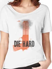 Die Hard Women's Relaxed Fit T-Shirt