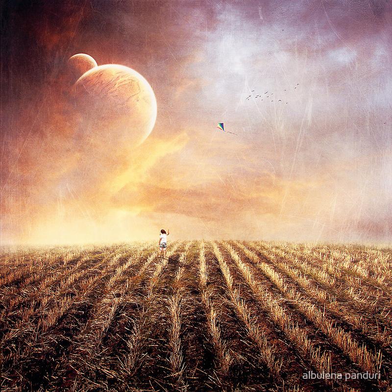 The kite by albulena panduri