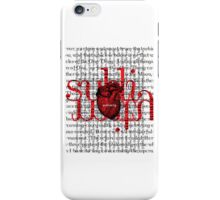 sublimity 2013 iPhone Case/Skin
