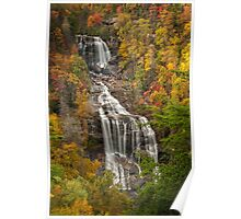 Whitewater Falls 1 Poster