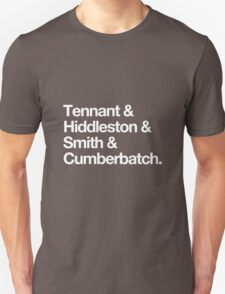 Middle-aged British Liferuiners T-Shirt