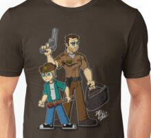 Rick & Carl Grimes Unisex T-Shirt