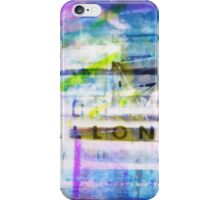 Exit Exposition iPhone Case/Skin