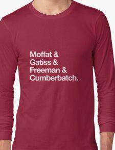 BBC Sherlock Boys Long Sleeve T-Shirt