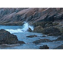 Shoreline Maine Photographic Print