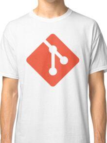 Git - Red logo Classic T-Shirt