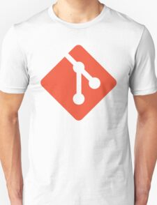 Git - Red logo T-Shirt