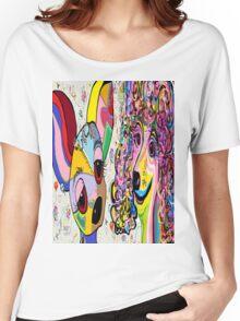 PLAYFUL PETS Women's Relaxed Fit T-Shirt