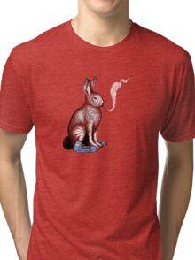 Carrot Smoke Trick Tri-blend T-Shirt