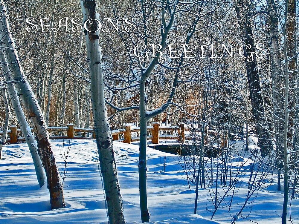 Seasons Greetings by David Denny