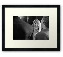Tina and Andy 131 Framed Print