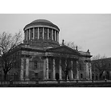 Four Courts Photographic Print