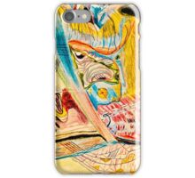 Balanced stuff Abstract Draft iPhone Case/Skin