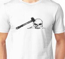 Broken Skull Unisex T-Shirt