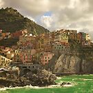 Manarola by Edward Perry