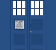 Doctor Who Case - TARDIS by AFFPrints