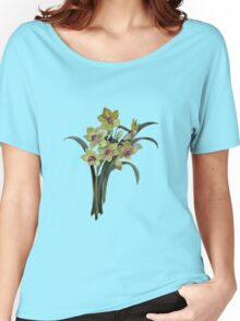 Lent Lily Isolated Women's Relaxed Fit T-Shirt