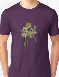 Lent Lily Isolated Unisex T-Shirt