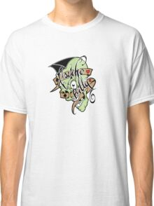 Psychobilly scolled Classic T-Shirt