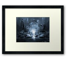 Dreamscape Reality Framed Print