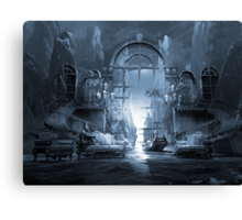 Dreamscape Reality Canvas Print
