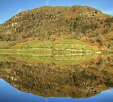 Nab Scar Reflections by Jamie  Green