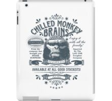 Chilled Monkey Brains iPad Case/Skin