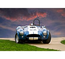 1966 Shelby Cobra 427 Photographic Print