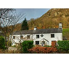 Nab Cottage,Rydal Water Photographic Print