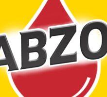 Dabzoil Sticker