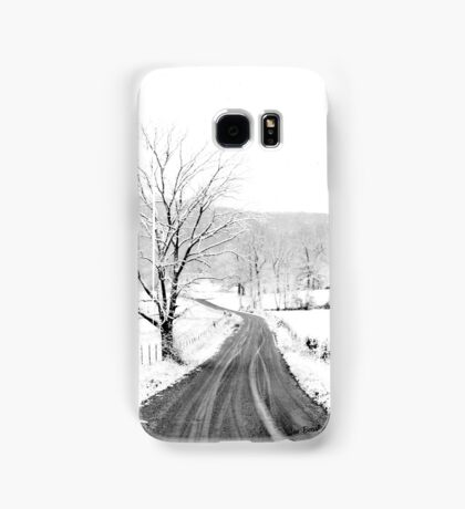 McGee Cove Road Samsung Galaxy Case/Skin