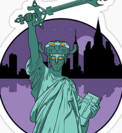 Defender of Liberty Sticker