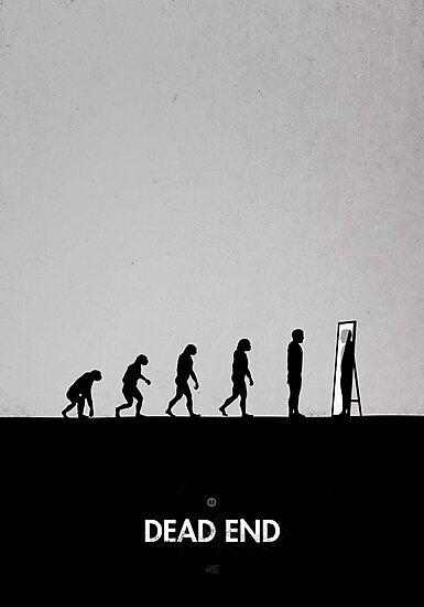 99 Steps of Progress - Dead end by maentis