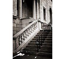No Entrance Photographic Print