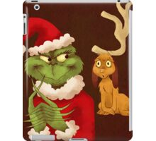 Merry Grinchmas iPad Case/Skin