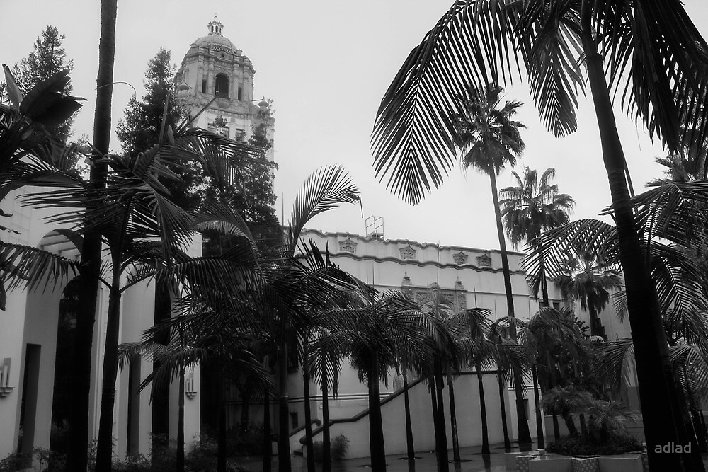 Beverly Hills City Hall by adlad